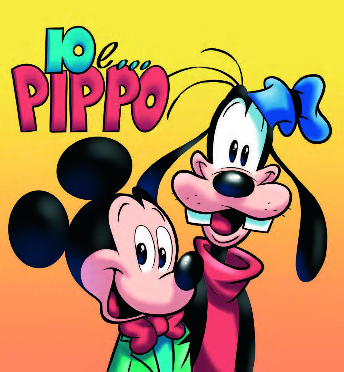 Fumetto Mickey Superstar Io E Pippo Vol