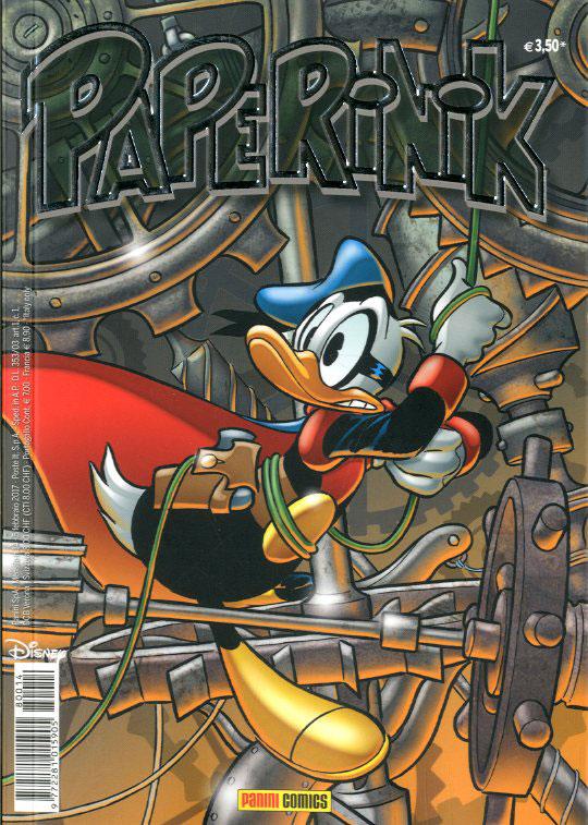 Fumetto Paperinik Vol 14