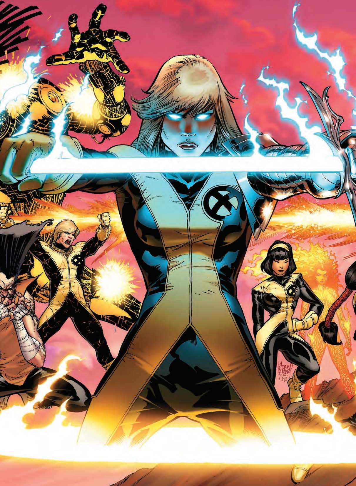 Fumetto Nuovi Mutanti Il Ritorno Di Legione Vol