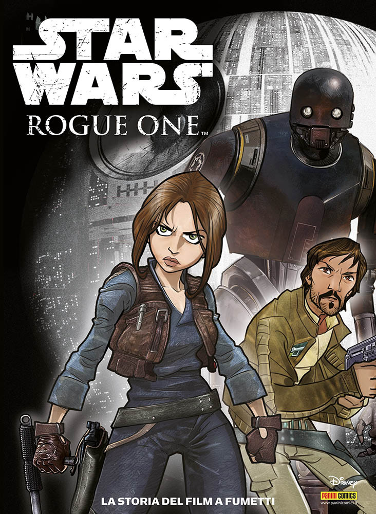 Fumetto Rogue One A Star Wars Story Vol