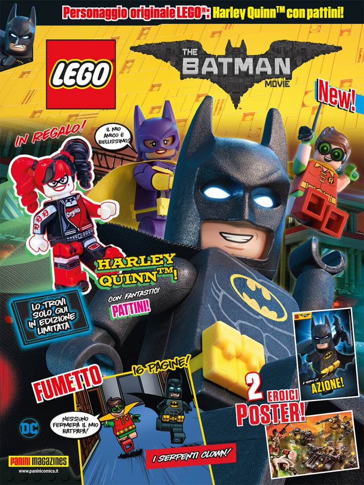 ecd1865ad8 Fumetto LEGO® BATMAN MOVIE vol. 2