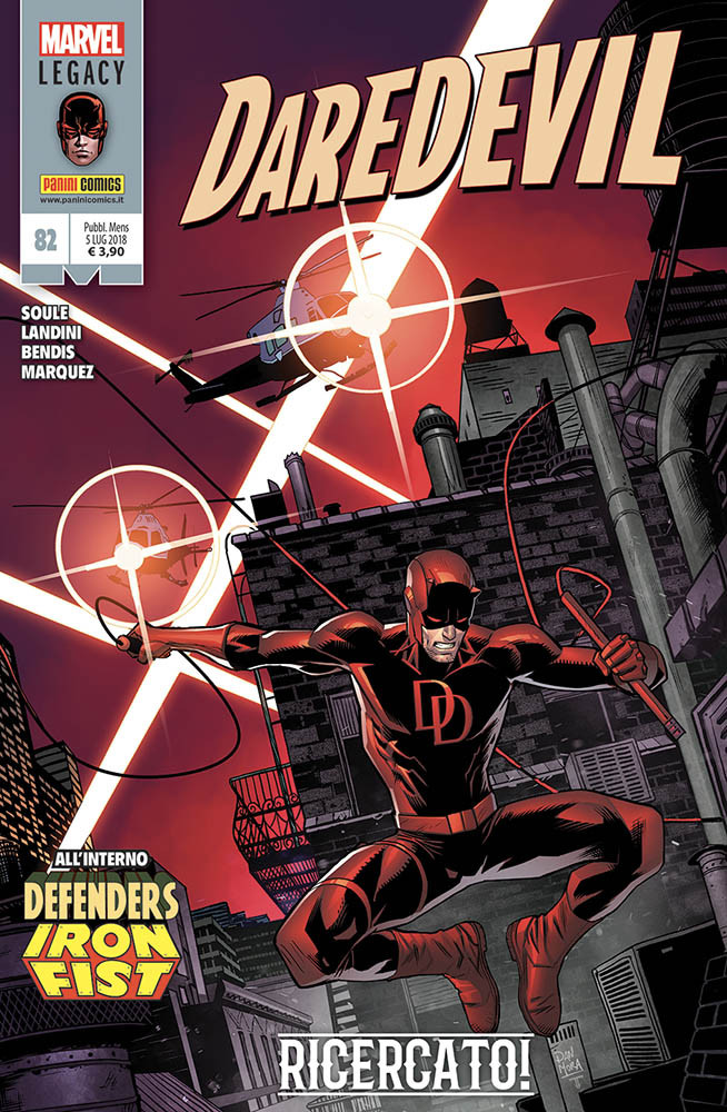 a9d3770edd Fumetto DAREDEVIL vol. 82