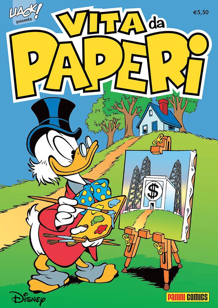 Fumetto Vita Da Paperi Vol 4