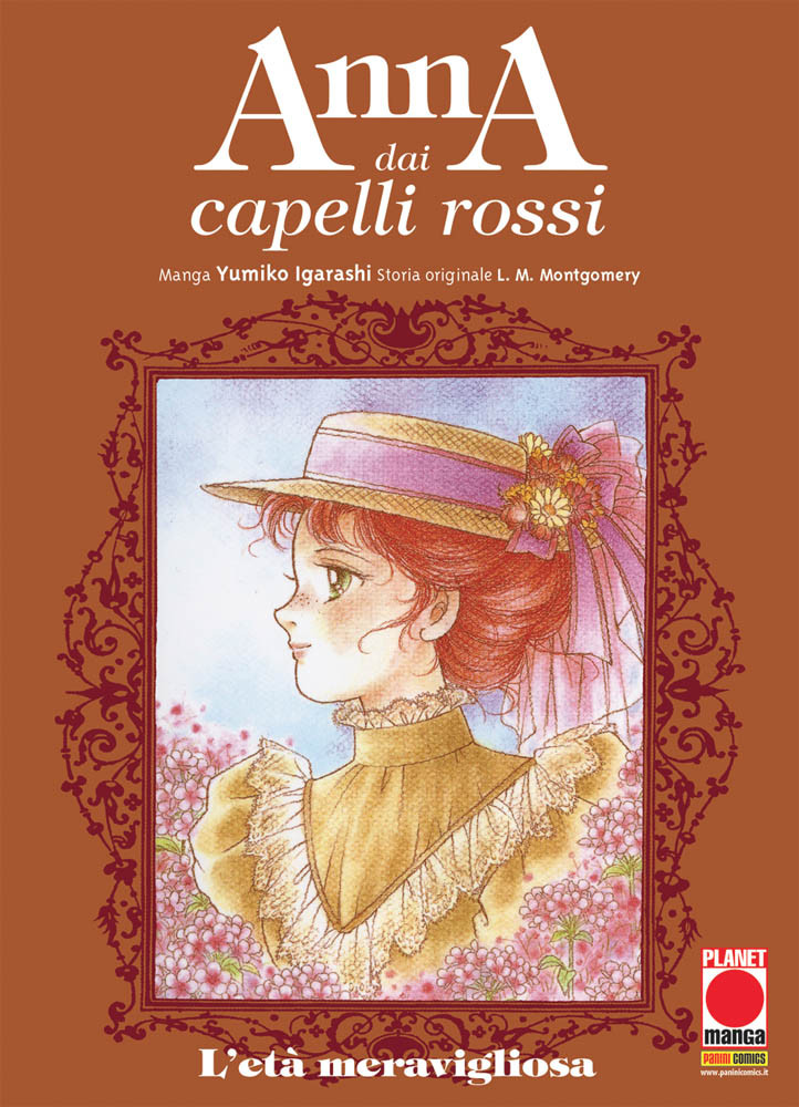 Fumetto ANNA DAI CAPELLI ROSSI vol. 1 3a53b4dbc5a