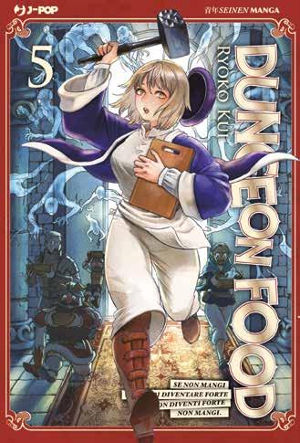 Fumetto DUNGEON FOOD vol. 5 47656ef3c1d5