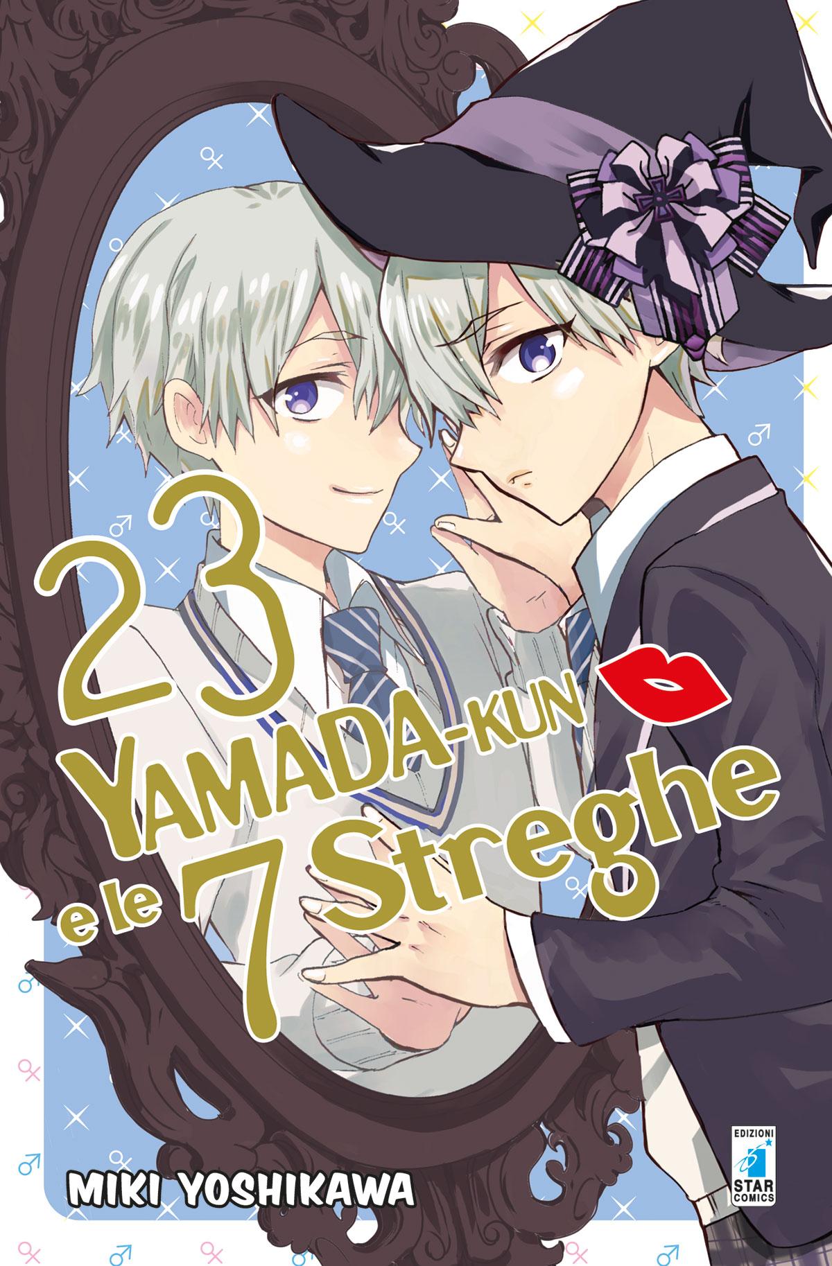 Fumetto Yamada Kun E Le 7 Streghe Vol 23