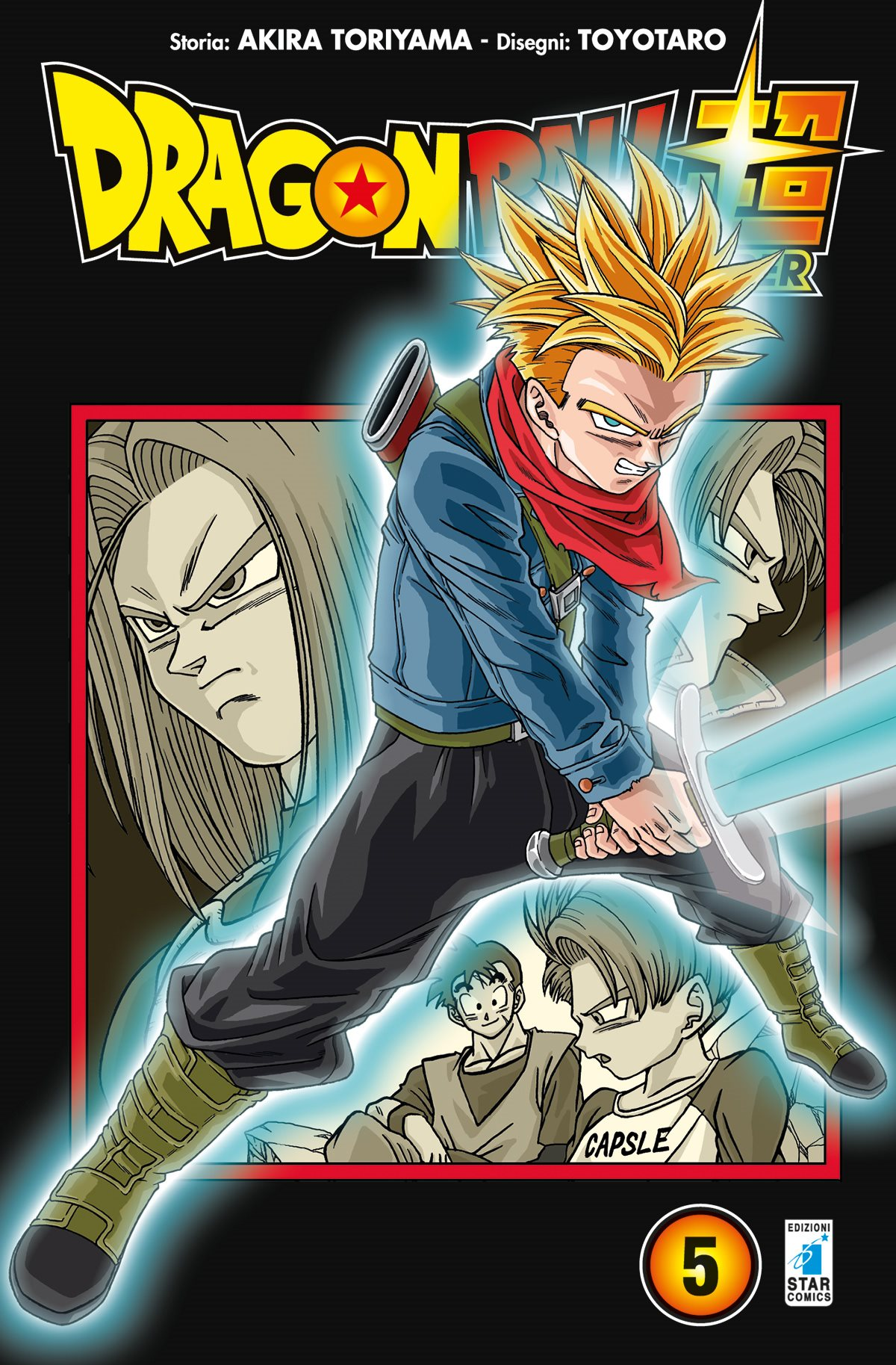 Fumetto Dragon Ball Super Vol 5