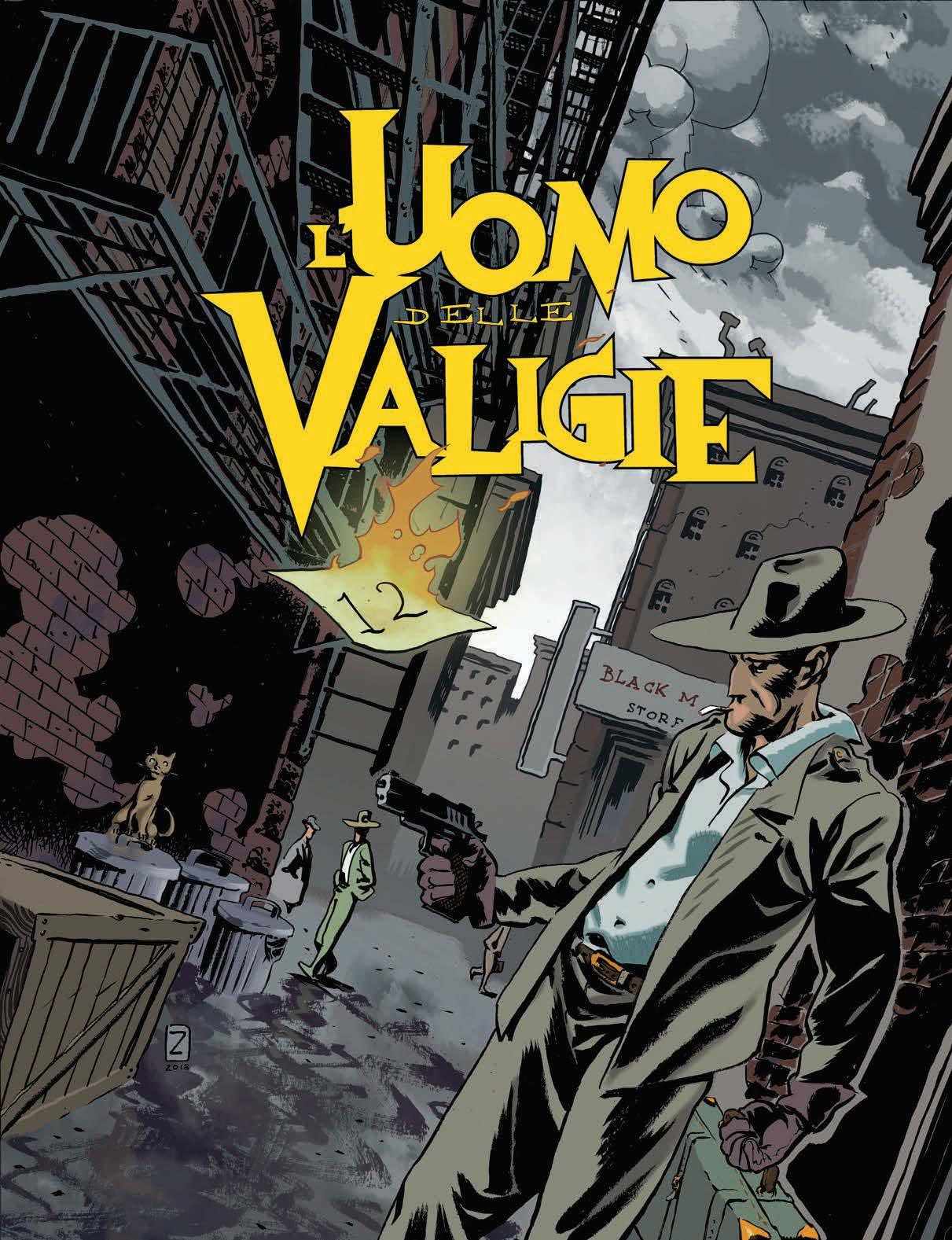 COVER Drago Cinese Con Testa di Leone Blu Rosso by Vittorio Curci
