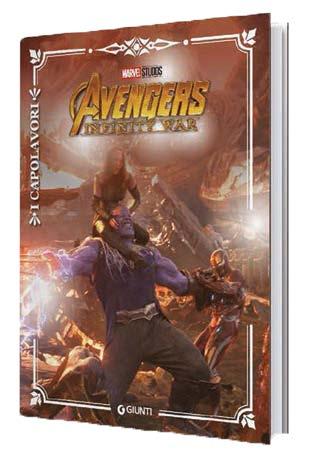 Fumetto Avengers Infinity War Vol