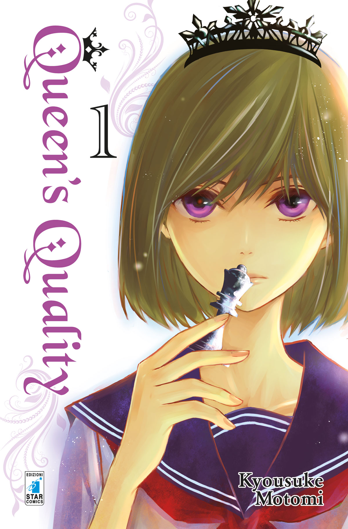Fumetto QUEEN'S QUALITY vol  3