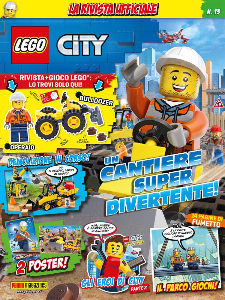 Fumetto LEGO® CITY vol. 9