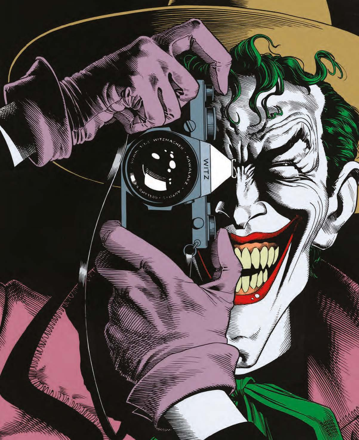 Fumetto THE KILLING JOKE vol.